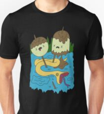 Adventure Time - PB Rock shirt Unisex T-Shirt