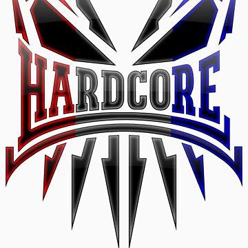 Hardcore TShirt - NL DarkEdge by Coreper