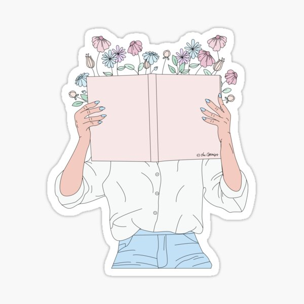 Read All About It Sticker