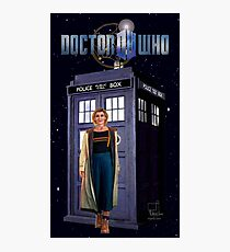13th Doctor Photographic Print