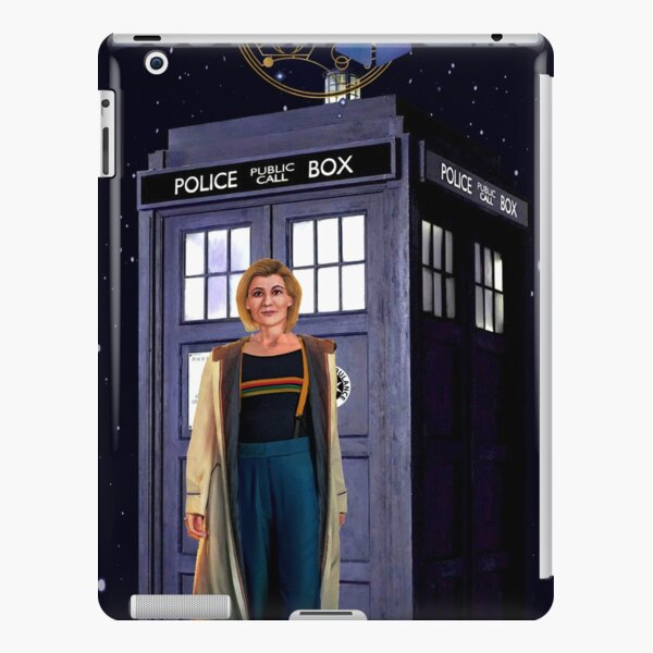 13th Doctor iPad Snap Case