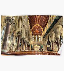 st colemans church ,cobh co.cork ireland Poster