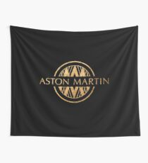 aston martin Wall Tapestry