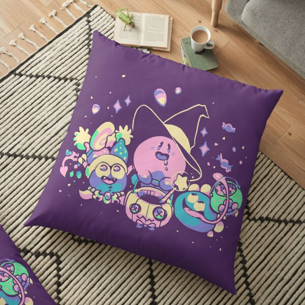 Candy Time Floor Pillow