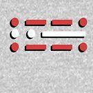 .--. ...- .--. (PvP Morse Code) by BrokenPonyArt