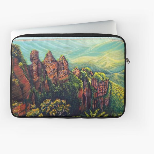 Timeless, Blue Mountains Laptop Sleeve