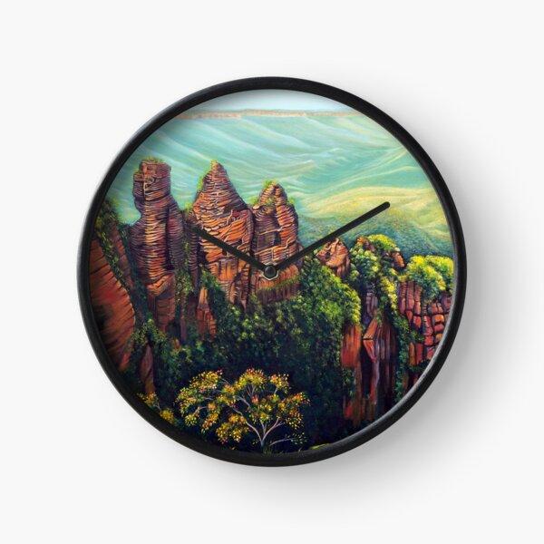Timeless, Blue Mountains Clock