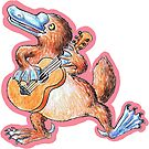 Platypus Minstrel by MiMiDesigns