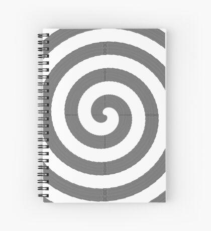 Arc Windmill 001 Spiral Notebook