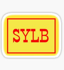SYLB Support Your Local Bandidos Sticker