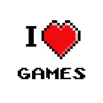 I love games by Mamon