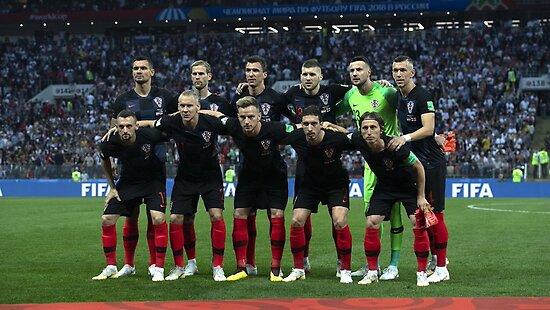 Croatia World Cup Away by OffsideInside