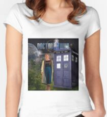 13th Doctor Women's Fitted Scoop T-Shirt