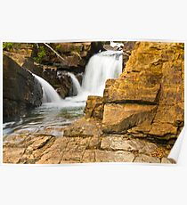 Ticonderoga Waterfalls Poster