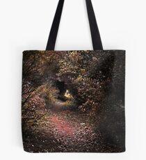 The Fantasy of Tweed Tote Bag