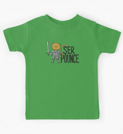Ser Pounce Kids Clothes