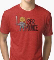 Ser Pounce Tri-blend T-Shirt