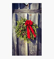 The Holly and the Ivy Photographic Print