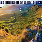 The Doctor and Dinosaur Valley by Marty Jones