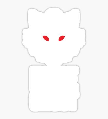 Free Ghost Sticker