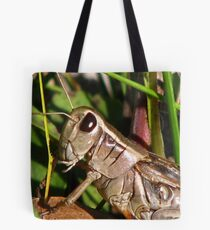 The Last Grasshopper Tote Bag