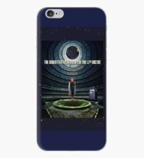Doctor Who and the Abandoned Power Plant iPhone Case