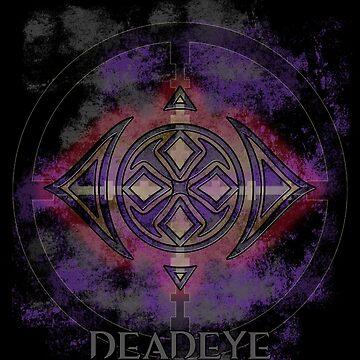 Guild Wars 2 - Deadeye (Ladrón Francotirador) by HelenFerroni