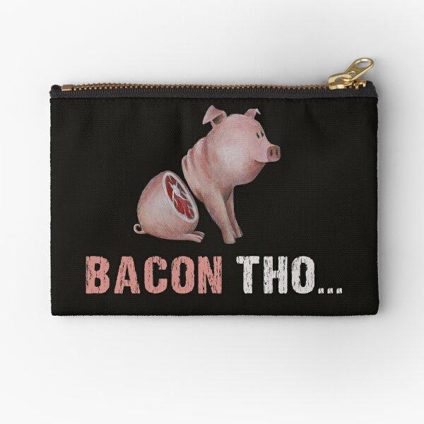 Bacon Tho - Vegane Kunst Täschchen