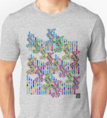 """Human Genome Double Helix""© Unisex T-Shirt"