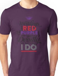 Deadly Weddings T-Shirt
