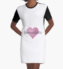Bernadette Graphic T-Shirt Dress
