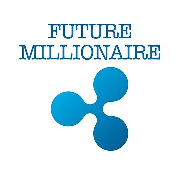 Future Ripple XRP Millionaire by activeyou