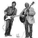 Clapton/King  by Marty Jones