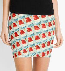 Bomb Pop Pattern Mini Skirt