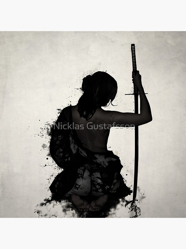 Female Samurai - Onna Bugeisha by Nicklas81