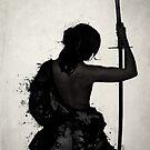 Female Samurai - Onna Bugeisha by Nicklas Gustafsson