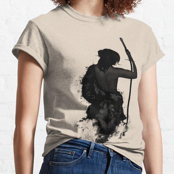 Female Samurai - Onna Bugeisha Classic T-Shirt