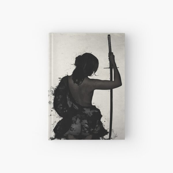 Female Samurai - Onna Bugeisha Hardcover Journal