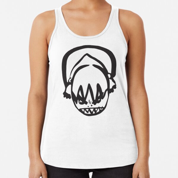 Funny Novelty Débardeur Singlet Top-Cant Stop Raving
