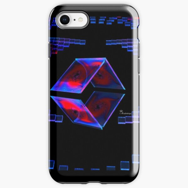Prism - from the series Digital Art iPhone Tough Case