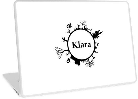 Halloween name Klara by PM-Names