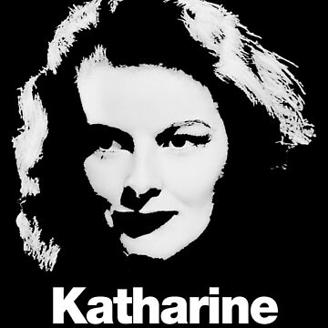 Katharine Hepburn Vintage Actress by tomastich85