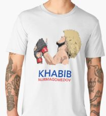 khabib nurmagomedov the eagle Men's Premium T-Shirt
