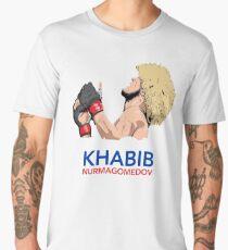 khabib nurmagomedov the eagle Men's Premium T-Shirt