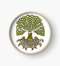 Celtic Yggdrasil - Tree of Life Clock