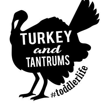 Thanksgiving turkey tantrums by tarek25