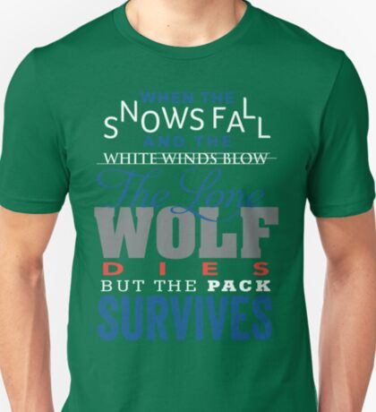 The Lone Wolf T-Shirt