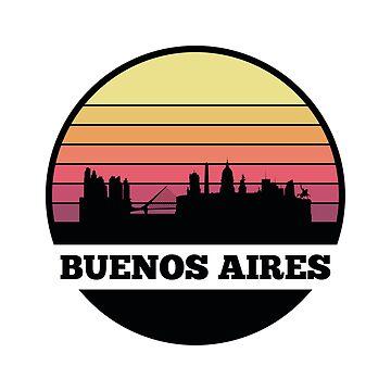 Buenos Aires Skyline (Argentina) by SvenHorn