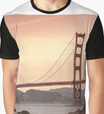 San Francisco Canvas Graphic T-Shirt