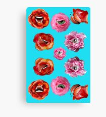 The Flowers of Evil  Canvas Print